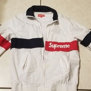 Supreme White Jacket